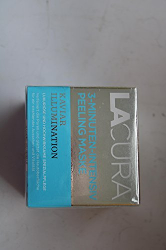 mächtig Lacula 3 Minuten Intensive Peeling Mask Caviar Illuminations Inhalt: 50ml