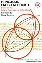 Hungarian Problem Book 1 (Number 11) (Bk. 1) (English and Hungarian Edition)