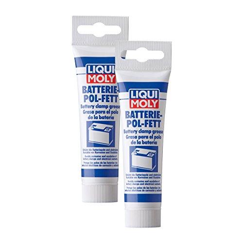 Liqui Moly 2X 3140 Batterie-Pol-Fett 50g
