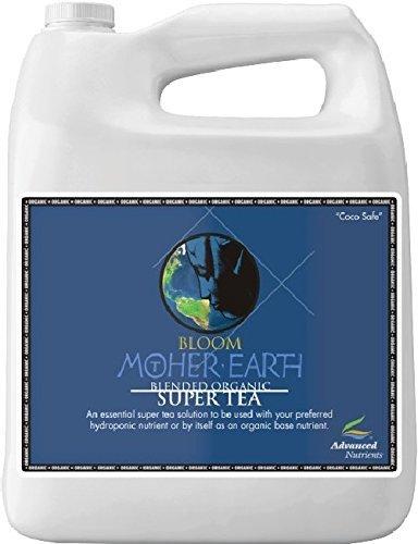 Fertilizzante Organico Advanced Nutrients Mother Earth Organic Tea Bloom (5L)
