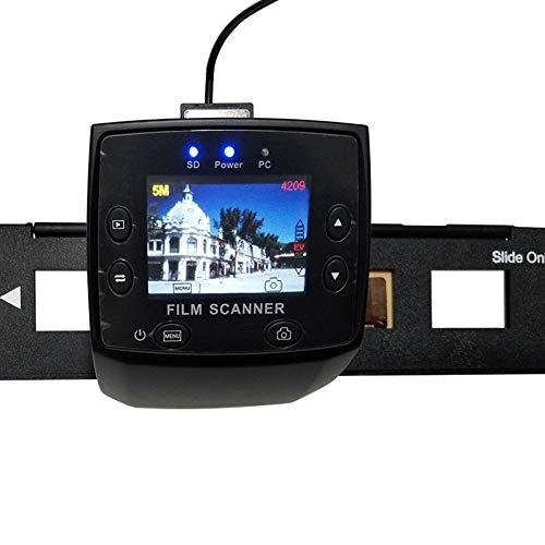 Read About 35mm Negative Film Scanner Mini Photo Slide Scanner Supports System Windows XP/Vista / 7 ...