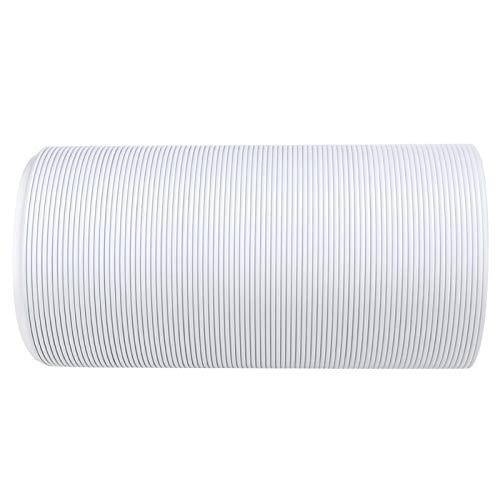 SALUTUY Sfiato di Scarico Portatile, Tubo del condizionatore d'Aria Tubo di Scarico del condizionatore d'Aria Portatile per Il condizionatore d'Aria(Diametro 15 cm * 1,5 M)