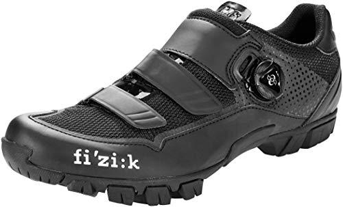 Fizik M6B - Zapatillas - Negro Talla del Calzado EU 45 2019
