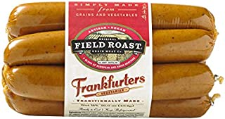 Field Roast Vegetarian Frankfurters 16 Oz (4 Pack)