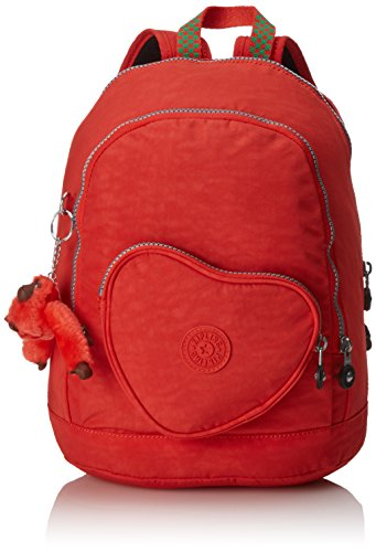Kipling - HEART BACKPACK - Sac à dos pour enfant - Sugar Orange C - (Orange)
