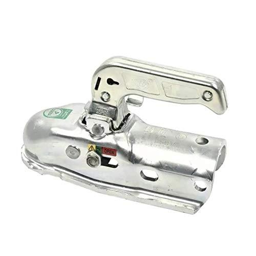 1x PRO PLUS Kugelkupplung Stahl rund 35-50mm gebremst 3000kg