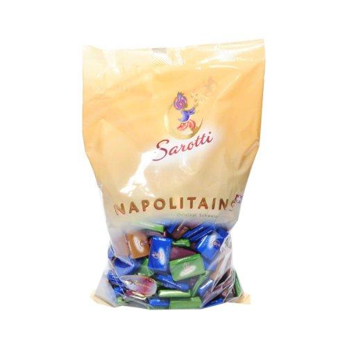 Sarotti GmbH: Sarotti Napolitains Schokolade - 1 Beutel à 1 Kg