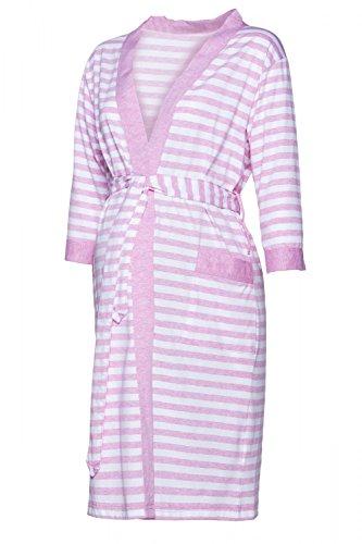 Happy Mama. Damer omdömen spyjama amning. Amningsdräkt 3/4-arm. 394p
