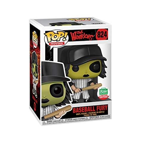 Funko Pop! Movies: The Warriors - Baseball Fury [Green] #824 Exclusive