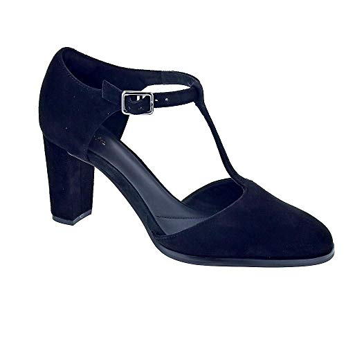 Clarks Kailin85 - Zapatos tacón Mujer Negro Talla 36