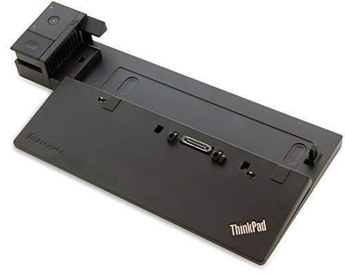 Lenovo ThinkPad Pro Dock Negro - Base (Acoplamiento, 3,5 mm, 10,100,1000 Mbit/s, Lenovo, 90 W, Negro) (Reacondicionado)
