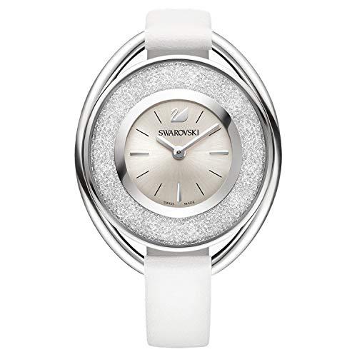 Swarovski Crystalline 5206145 - Reloj para mujer, color gris