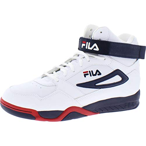 Fila Mens Multiverse Sneaker - White Navy,White Navy,13