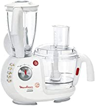 Moulinex Odacio Food Processor, FP7331BA, Made in France, 1000 watts, 2 speeds, 7 accessories, 27 functions, blend, knead,...