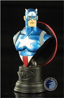 Captain America Mini Bust by Bowen Designs!