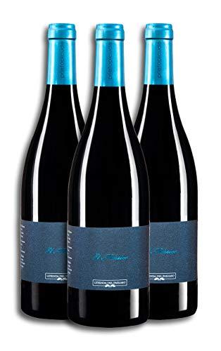 Leyenda del Páramo - El Músico Vino Tinto - Caja de 3 botellas de 75 cl. (12 meses)