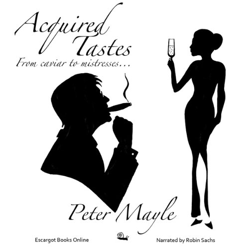 Acquired Tastes audiobook cover art