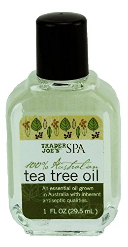 Trader Joe's Spa 100% Australian Tea Tree Oil …