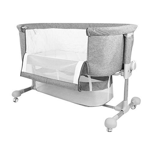SALUTUYA Cuna para bebés, Espacio Grande, para Dormir cómodamente