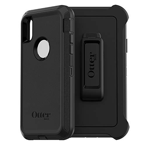 OtterBox Defender sturzsichere Schutzhülle für iPhone XR, schwarz - 6.06 Zoll