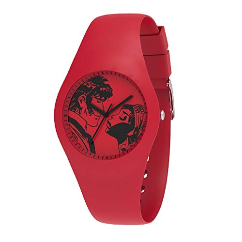 Moulinsart Reloj Silicona Ice-Watch Corto Maltés Sport Skin Duo S 82449 (2020)