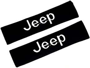 Best jeep seat belt strap covers Reviews