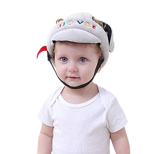 Hahuha Kinderbekleidung,6 Monate -6 Jahre alt Baby, Kleinkind Kopfschutz Schutzhelm Antikollisionssicherheit Sicherheit Sport