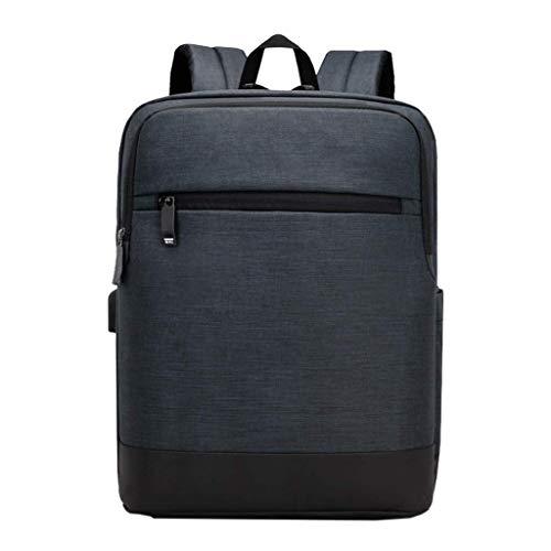 """ZLVWB Reisender Rucksack, Pendler Rucksack Schlank 15.6"""" Notebook & Tablet-Anti-Diebstahl-Geschäft, Schule, Travel-Buch-Tasche (Color : B, Size : One Size)"""