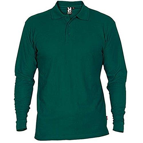 Preisvergleich Produktbild POLO CARPE HOMBRE Herren Poloshirt grün Flaschengrün (Verde Botella) S