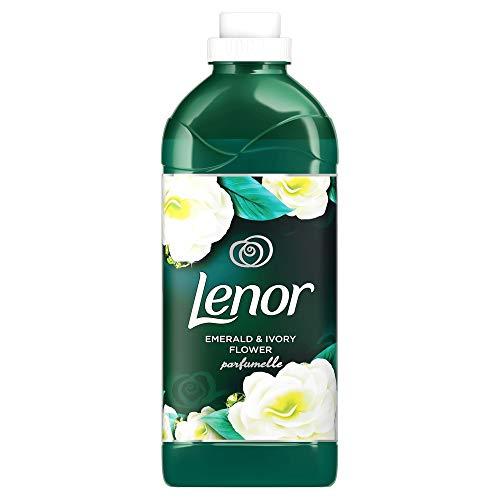Lenor Perfum Weichspüler - Emerald und Ivory Flower - 1.42 Liter - 48 Waschgänge