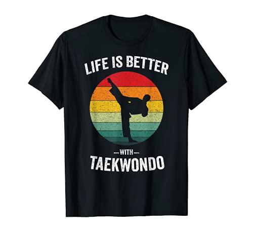 Das Leben ist besser mit Taekwondo Tae...