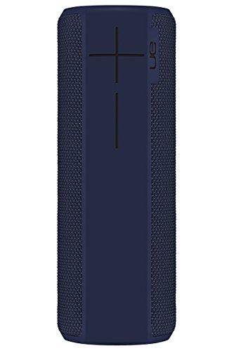 UE Boom 2 Midnight Blue Wireless Mobile Bluetooth Waterproof Shockproof Speaker (Renewed)