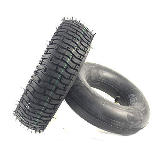 Neumáticos amortiguadores para Scooters eléctricos 4.10/3.50-4 Tubo Interior de neumático para Muchos Scooters eléctricos y de Gas ATVS Mini Motocicleta