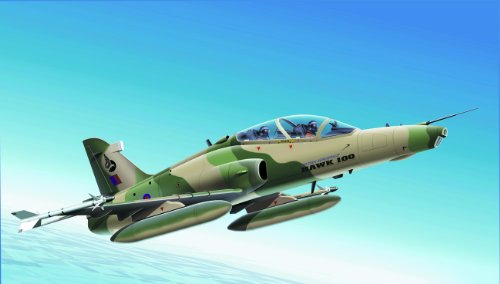 The Hobby Company Italeri 510001211 - Modellino Bae Hawk Series MK. 100, in Scala 1:72