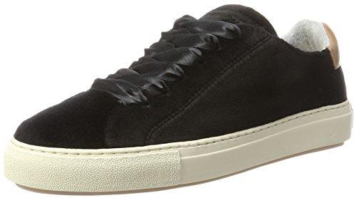 Marc O'Polo Damen Sneaker 70714053501603, Schwarz (Black), 40 EU (6.5 UK)