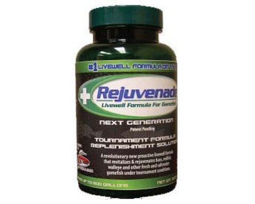 Bass Medics REJ000014 Rejuvenade Livewell Formula for Gamefish, 290-Grams