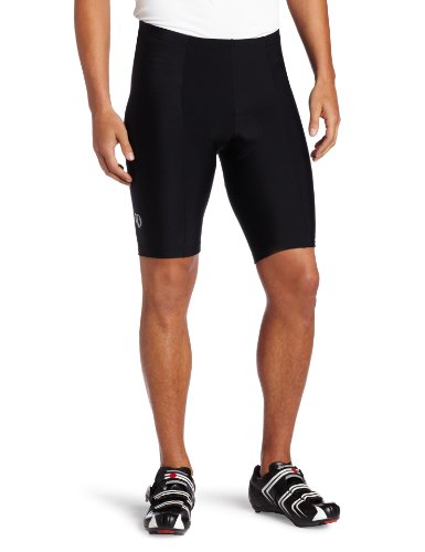 Pearl iZUMi Men's Escape Quest Shorts, Black, Large