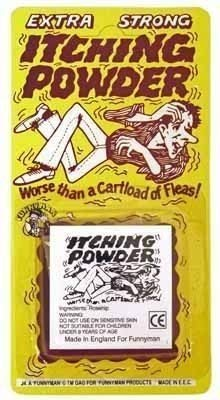 Joke Shop Itching Powder x3