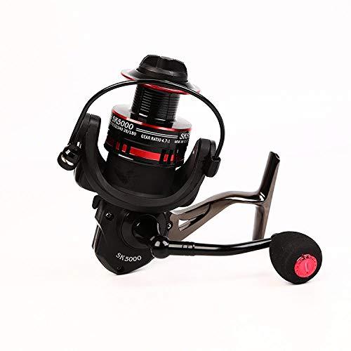 XXBFDT Carrete de Pesca Spinning Rodamientos - Carrete de Pesca Todo Metal-Modelo 3000
