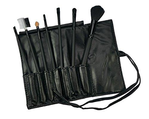 Fantasia Pinceau Set 7 pièces cheveux synthétiques, noir, pack de 1 (1 x 1 pièce)