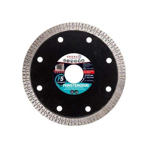 150 x 3,5 confezione da 25 pz. Dronco AS46TINOXCG-150 Disco di taglio e desb