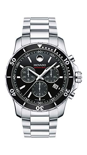 Movado Sport Chronograph Watch...