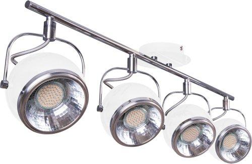 Deckenstrahler Leuchte Beleuchtung Licht Lampe Wandleuchte Retro Strahler Heitronic 27842