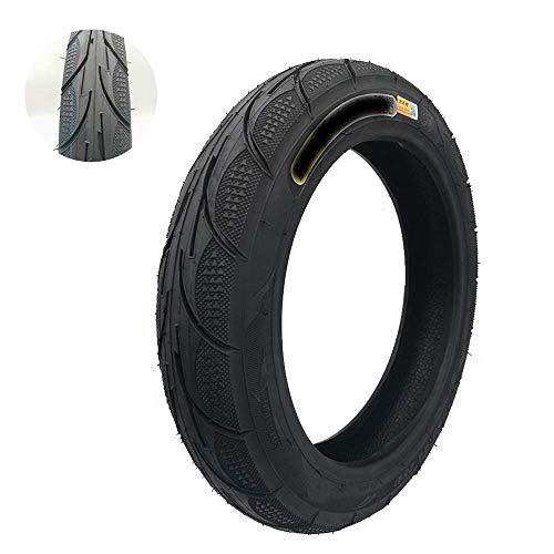 Elektroroller-Reifen Langlebige Räder, rutschfeste 6-Liter-Vakuumreifen, zusätzliche Anti-Stich-Pufferschicht, hohe Abriebfestigkeit und Belastbarkeit, geeignet zum Ersetzen von 14x2,50 (64-254) Reif