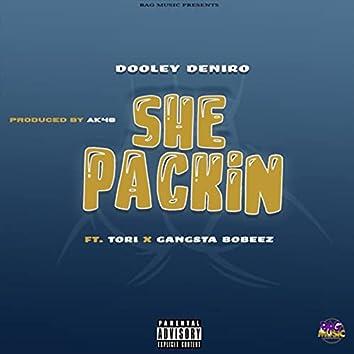 She Packin' (feat. Tori & Gangsta Bobeez)