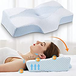 Pillows For After Neck Surgery - Mkicesky cervical pillow