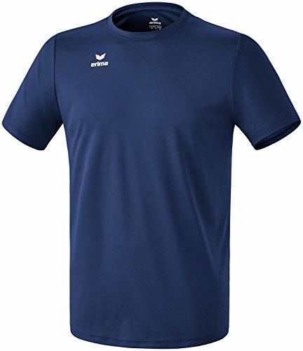 Erima Kinder Funktions Teamsport T-Shirt, new navy, 116, 208659