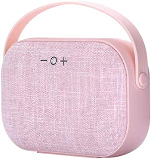 JOYROOM Bluetooth Speakers, Pink, 5-006