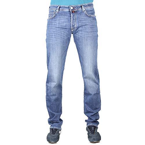 Jacob Cohen Herren Jeanshose Blau blau, Blau 26