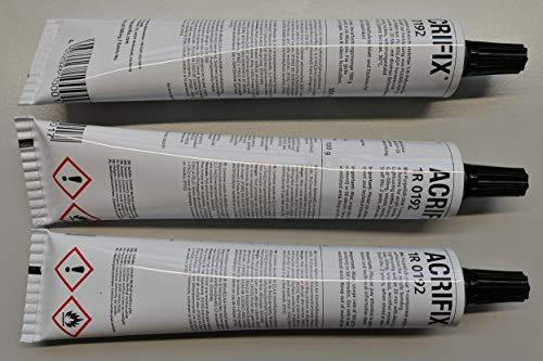 Acrifix 192 3er Set Kleber Plexiglas® Acrylglas 100g 1R0192
